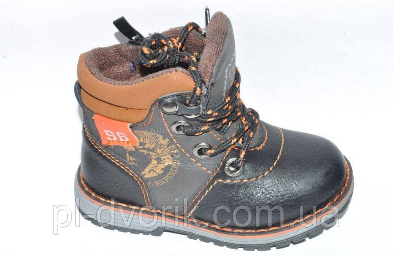 Детские ботинки E6225 черный Бренд: eebb Размер обуви: 22-27