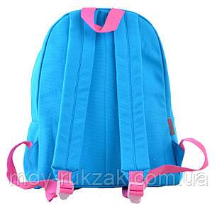 "Рюкзак подростковый Medium blue ST-30, ""YES"", 555064, фото 2"