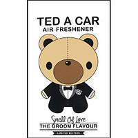 Ароматизатор Ted a Car The Groom (TAC-004)