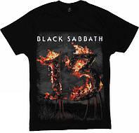 """Футболка Black Sabbath """"13"""", Размер S"""