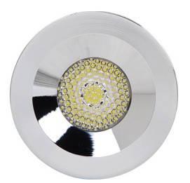 Светодиодный светильник Horoz (HL666L) 3W 6400K кругл. хром (потолочный) Код.55292, фото 2