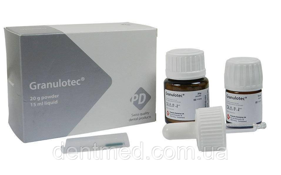 Granulotec Гранулотек - паста для постоянной обтурации корневых каналов (20г+15мл). NaviStom