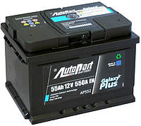 Автоаккумулятор AutoPart Galaxy Plus (AUTOPART-PLUS-6CT-48L)