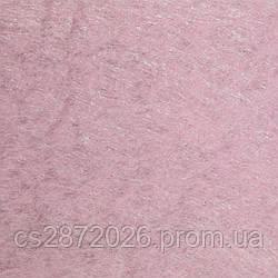 Фетр 1 мм, А4 (20х30 см) розовый