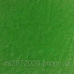 Фетр 1 мм, А4 (20х30 см) зеленый
