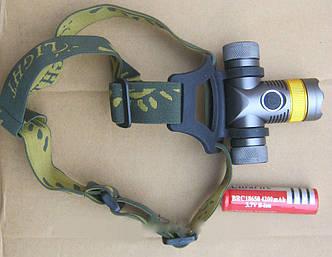 Налобный фонарь Bailong BL-6836-T6
