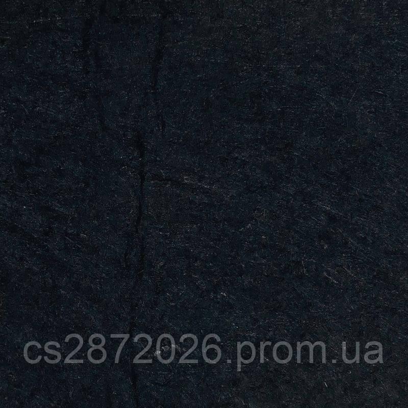 Фетр 1 мм, А4 (20х30 см) темно-синий