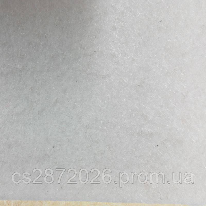 Фетр в рулоні 1 мм, (35х0,85 м) слонова кістка