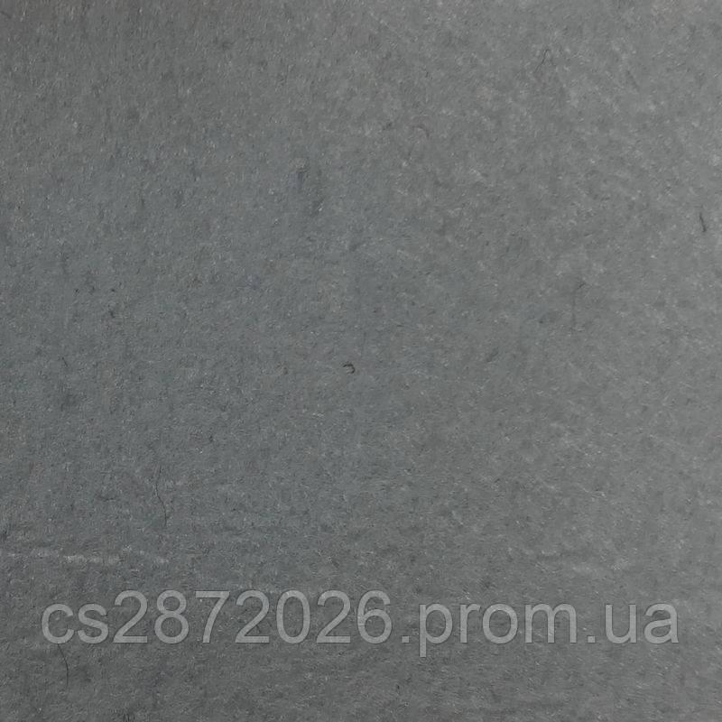 Фетр в рулоне 1 мм, (35х0,85 м) серый