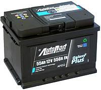Автоаккумулятор AutoPart Galaxy Plus (AUTOPART-PLUS-6CT-55R)