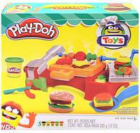 Пластилин для лепки Play-Doh Барбекю для пикника PD8608