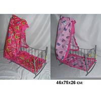 Детская кроватка для кукол  MELOGO 9349