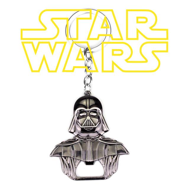 Брелок открывалка Дарт Вейдер Звездные войны Star Wars