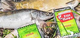 Активатор клева Fish Hungry (Голодная Рыба),подкормка для всех рыб