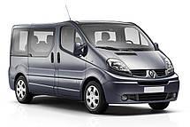 Лобовое стекло Renault Trafic 2002-2014