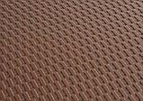 Стул пластиковый складной коричневый PLСBY-5330, фото 9