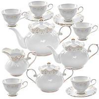 Чайный сервиз на 6 персон 11025