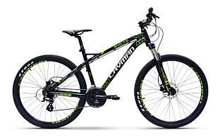 """Велосипед Cayman Evo 7.2 27,5"""", рама 45см, 2018"""