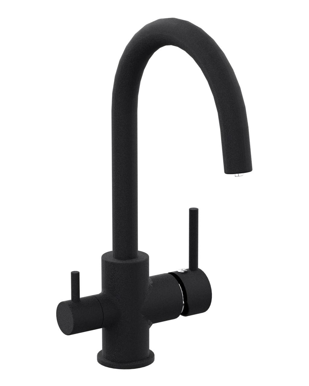 Змішувач для кухні з підключенням питної води Imprese Daicy 55009-UB