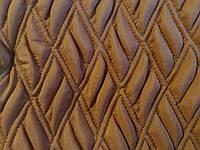 Плащевая ткань Дюспо стеганая на синтепоне