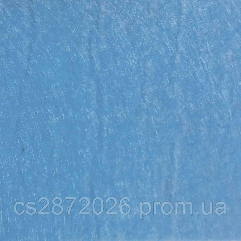 Фетр 1 мм, (100х85 см) голубой насыщенный