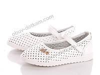 Детские весение туфли для девочки, с 31 по 36 размер, 8 пар, ТМ ВВТ