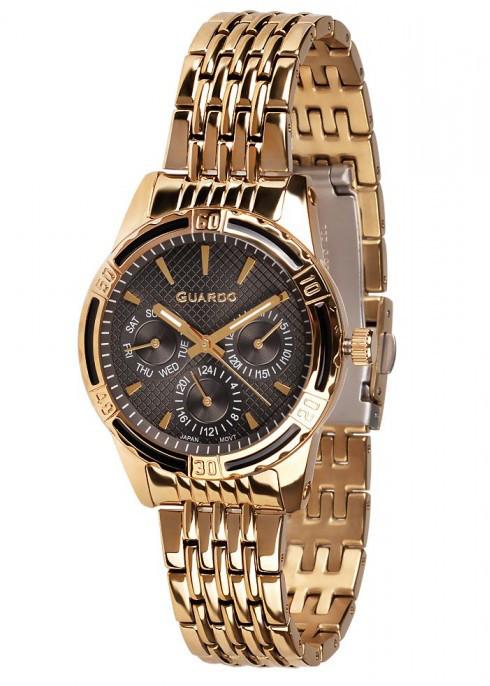 Женские наручные часы Guardo B01106(m) GB
