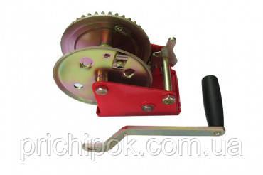Лебедка ручная 450 кг KNOTT (Autoflex) без троса