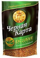 Растворимый кофе Черная Карта Эксклюзив Бразилия  пакет 95 гр.