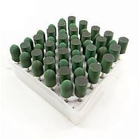 Набор головок резиновых на штоке 3,0 мм (50 шт)