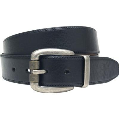 Ремень LEVIS  38 mm Cut Edge Brw/Blk Reversible Bridle Belt with Double Edge Stitch