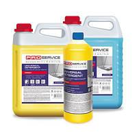 Универсальное средство для мытья поверхностей c ароматом лимона 1л ТМ PRO Service