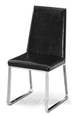 Стул офисный, стул для дома, стул для посетителей (Бэкки черный)