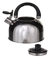 Чайник со свистком для газовой плиты, 3 л.