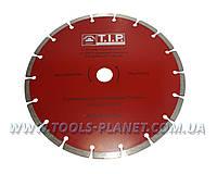 Алмазный диск T.I.P. 230 х 7 х 22,23 Сегмент, фото 1