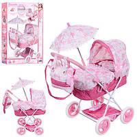 Детская коляска для кукол 85021