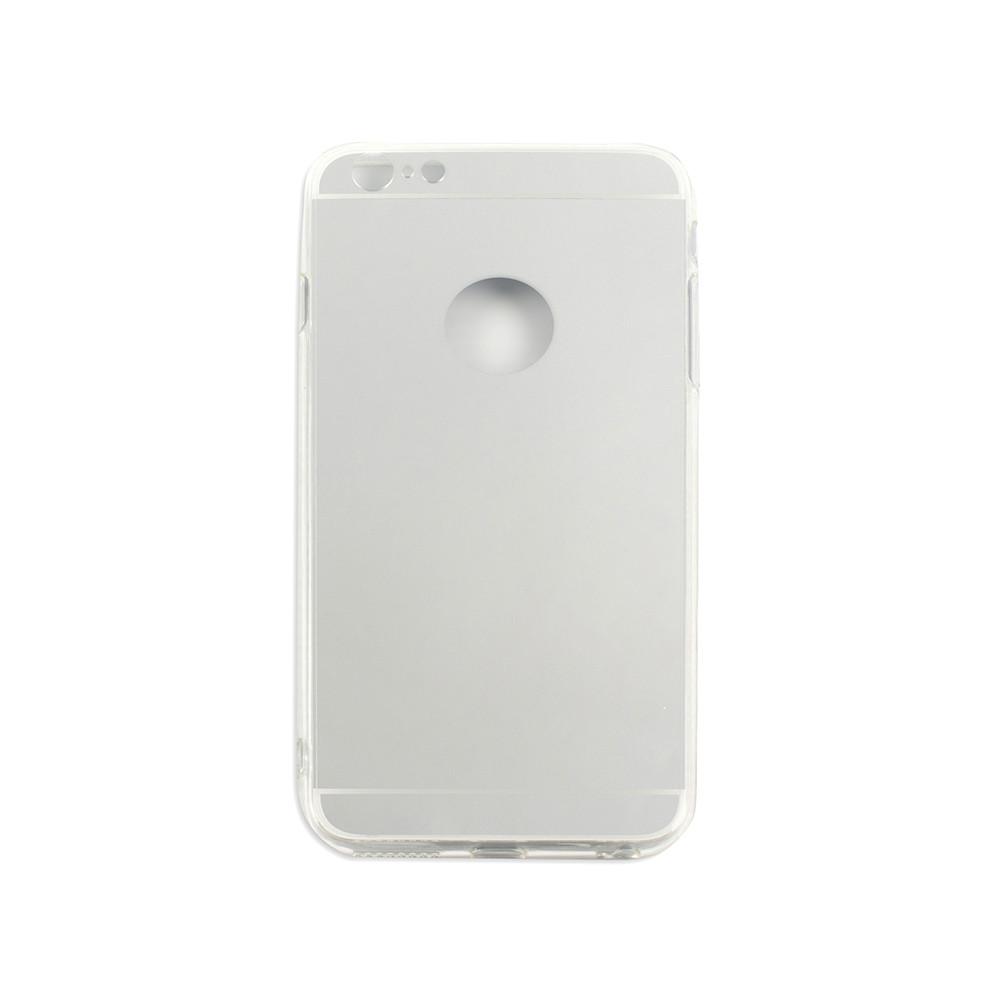 Силиконовый чехол для Iphone Ytech YC2 S 6+/6S+ SL серебрянный