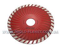 Алмазный диск T.I.P. 115 х 7 х 22,23 Турбоволна, фото 1