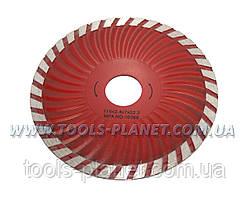 Алмазный диск T.I.P. 115 х 7 х 22,23 Турбоволна