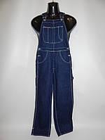 Комбинезон мужской джинсовый PACIFIC TRAIL W29 L34  070DGM