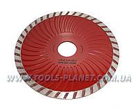 Алмазный диск T.I.P. ø125 турбоволна