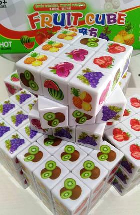 """Кубик Рубика """"Fruit"""" , фото 2"""