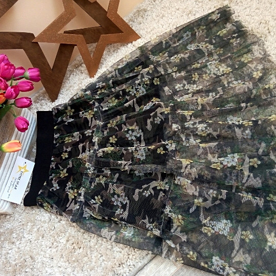 Фатиновая юбка Оптом и в розницу Турция 6-16 лет  от Little star