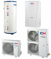 Тепловой насос для отопления / охлаждения и ГВС CH-HP12SINK