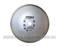 Алмазный диск Stern ø 230 турбоволна