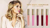 Жидкие матовые блески Ламбре - Soft matt longwear lip colour. Парад новинок 2018!