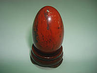 """Яйцо из камня  """"Яшма"""""""