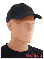 Бейсболка черная Max Fuchs US Black 10273A