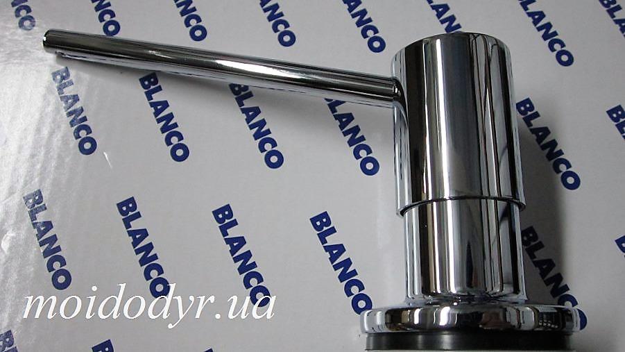 Дозатор жидкого моющего средства BLANCO TORRE хром