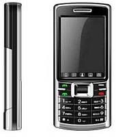 Сенсорно-кнопочный телефон Donod модель: D802 + TV